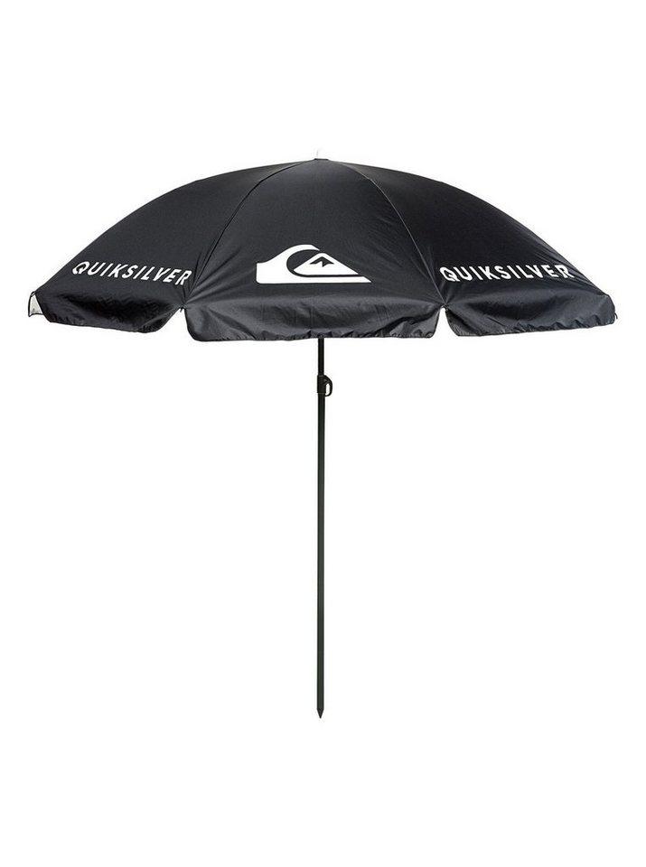 Damen Quiksilver  Fleeceponcho Sun Umbrella schwarz | 03613374260047