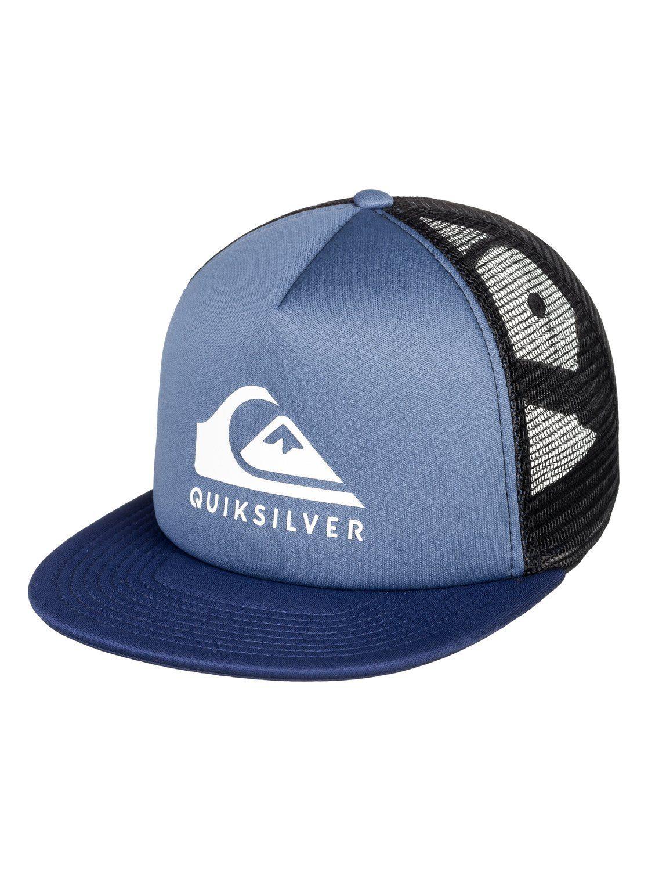 Quiksilver Trucker Cap »Foamslay«