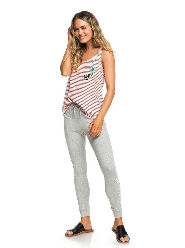 Roxy Yogahose »Scuba Cloud A« | Sportbekleidung > Sporthosen > Yogahosen | Grau | Roxy