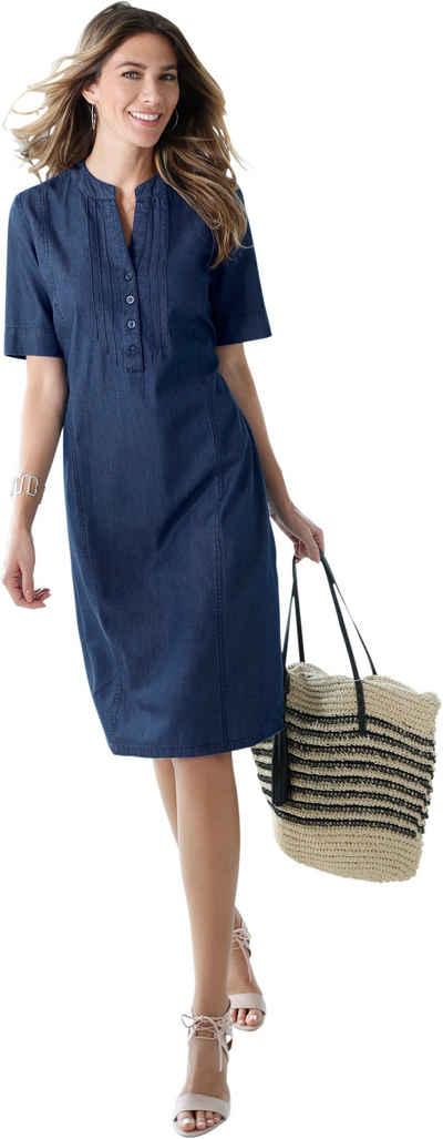 009ce7d8c89 Jeanskleider in großen Größen » Kleider für Mollige kaufen