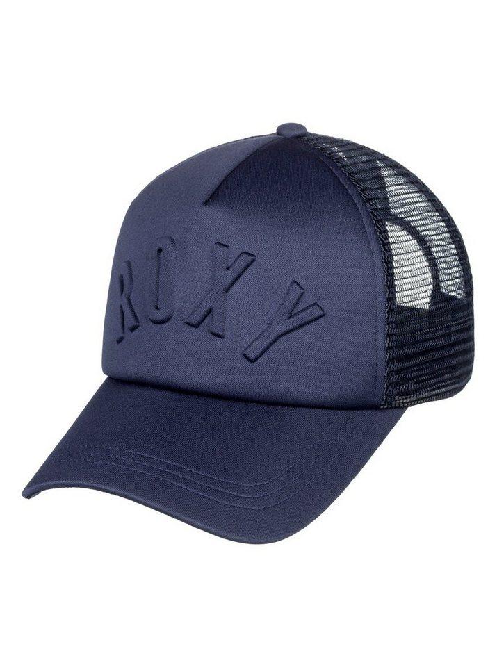 Roxy Trucker Cap »Truckin 3D«   Accessoires > Caps > Trucker Caps   Blau   Polyester   Roxy