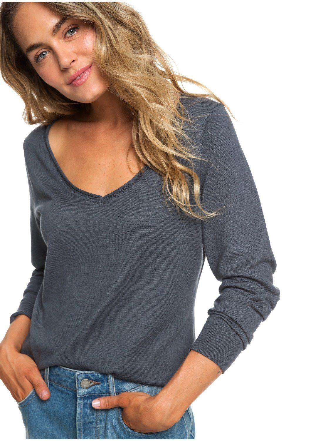 Roxy Strickpullover »Soho Coffee Break«