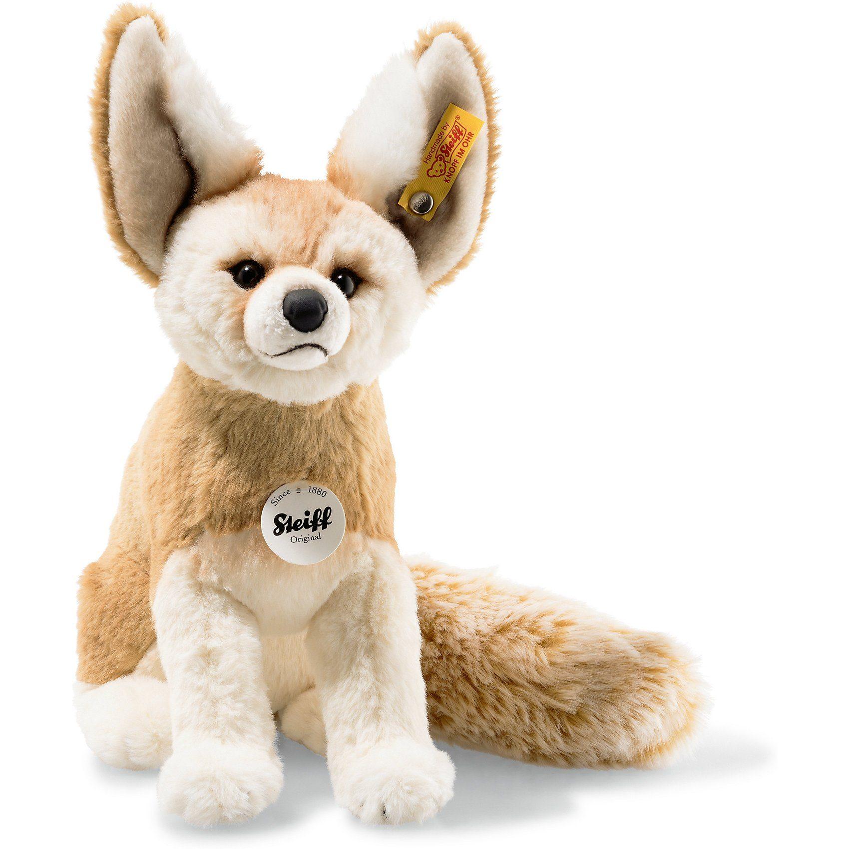 Steiff Foxy Fuchs (23 cm) [blond/creme]