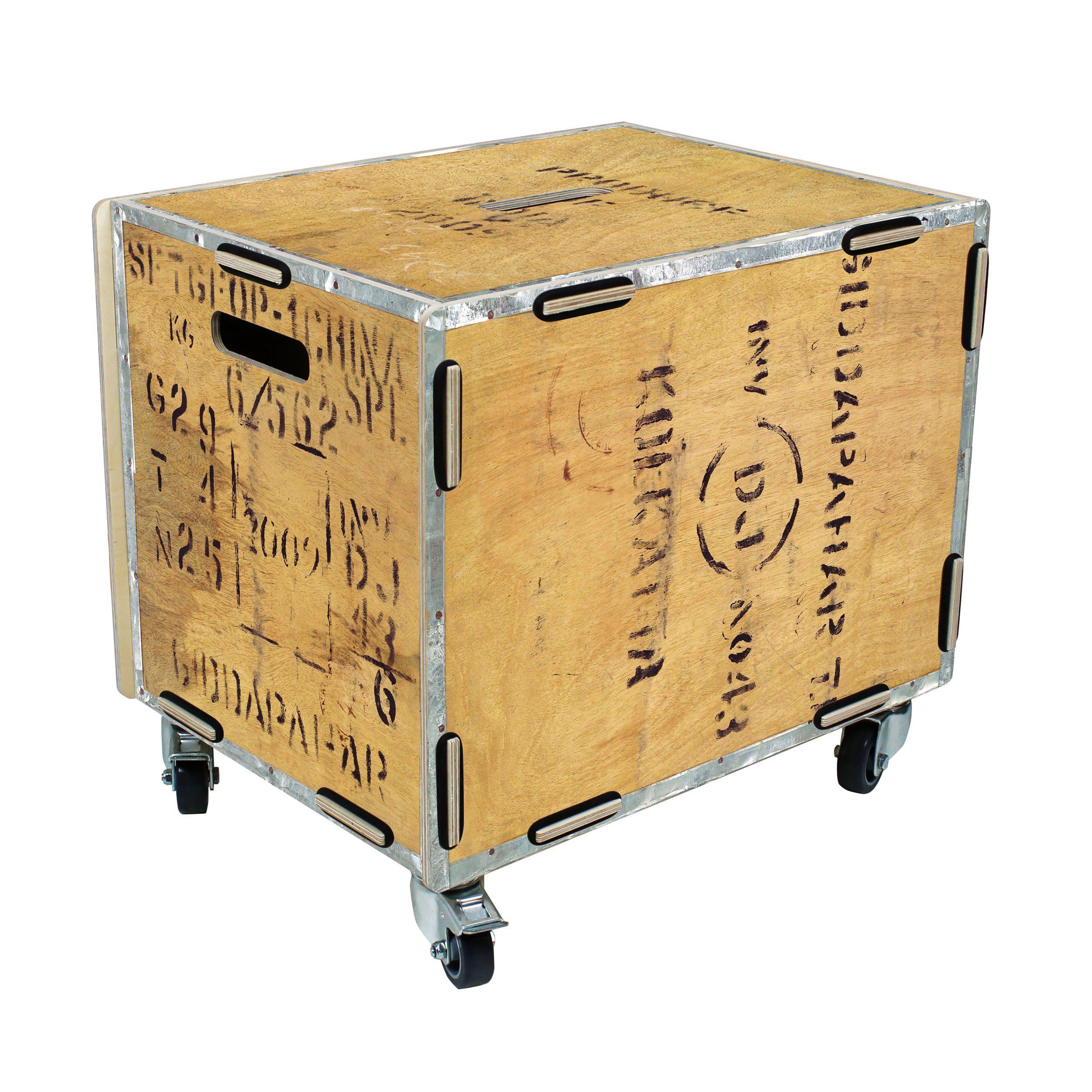 Werkhaus Design + Produktion Rollbox »Teekiste«