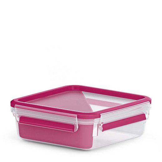Emsa Lunchbox »Sandwichbox mit Einsatz Clip Go«, Kunststoff, (1-tlg)