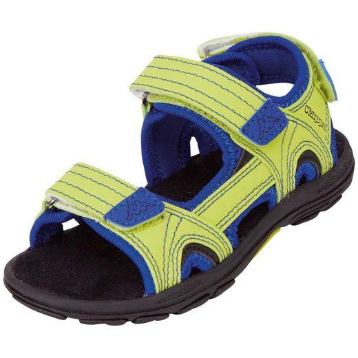 Kappa »EARLY II KIDS« Sandale mit drei praktischen Klettverschlüssen