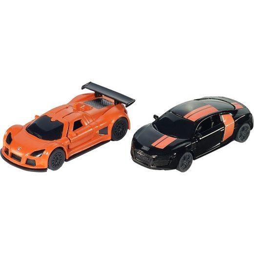 Siku Black & Orange Special Edition