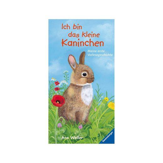 Ravensburger Ich bin das kleine Kaninchen