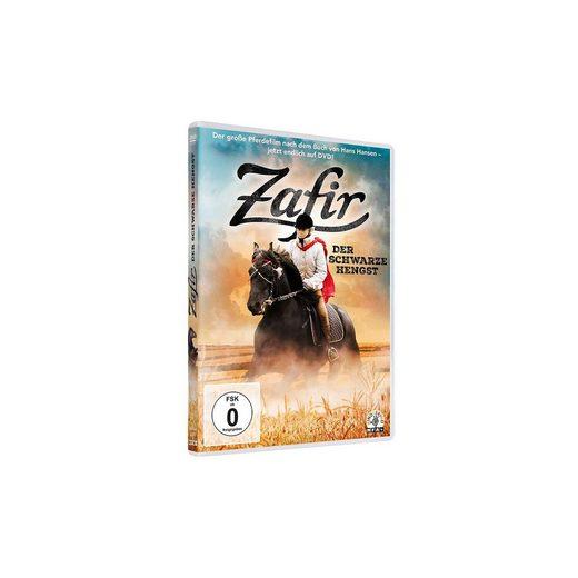 DVD Zafir - Der schwarze Hengst