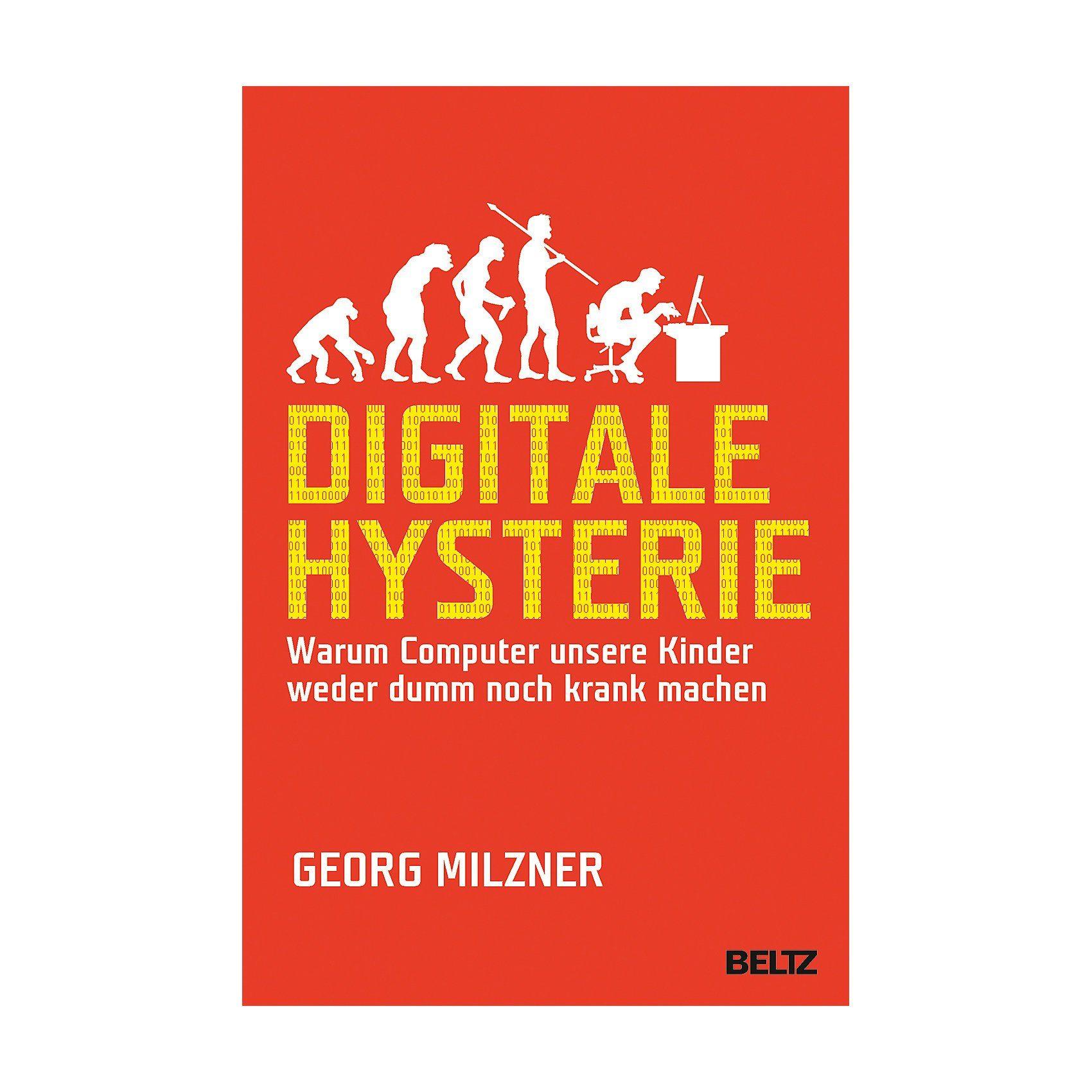 Beltz Verlag Digitale Hysterie