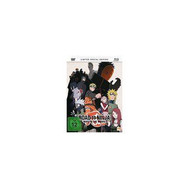 BLU-RAY Road to Ninja - Naruto - The Movie (2012) (Limited S