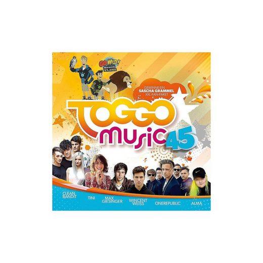 Universal CD Toggo Music 45