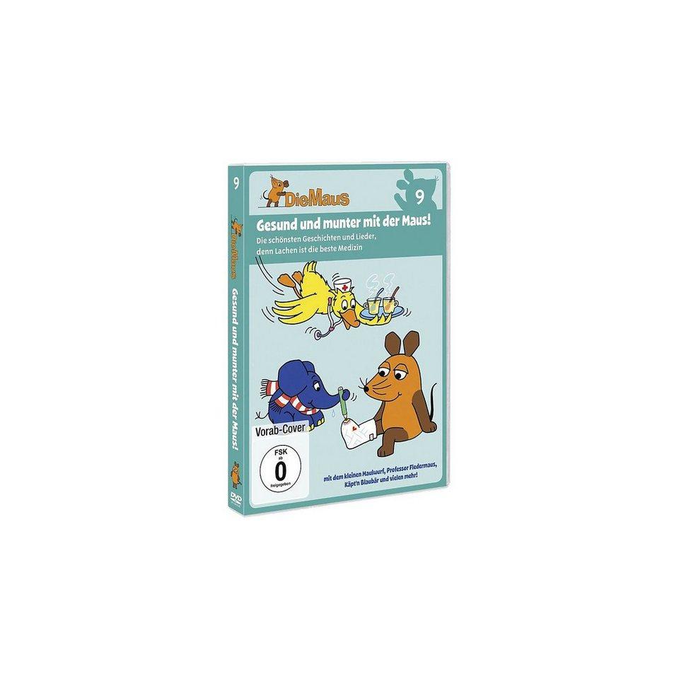 ec01e62792 Universum DVD Die Sendung mit der Maus 09 - Gesund und munter mit der