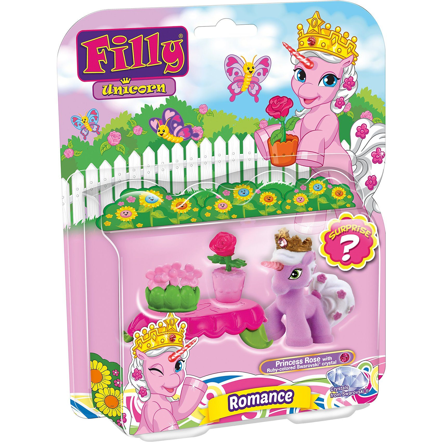 Goliath® Filly Unicorn Single Blister + Accessoires