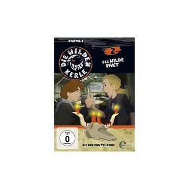 Edel DVD Die Wilden Kerle 02 - Der Wilde Pakt