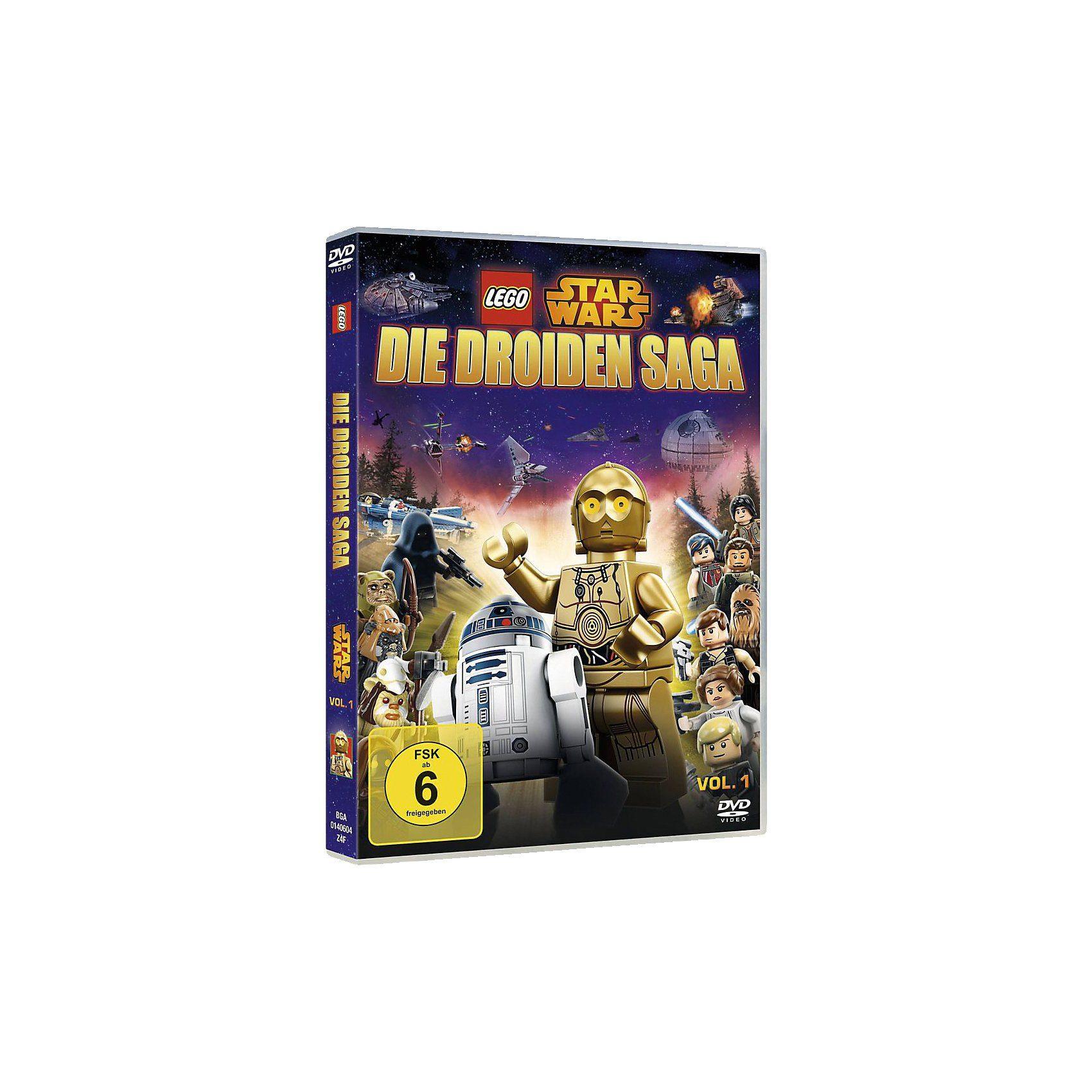 LEGO® DVD Star Wars: Droiden-Saga 01