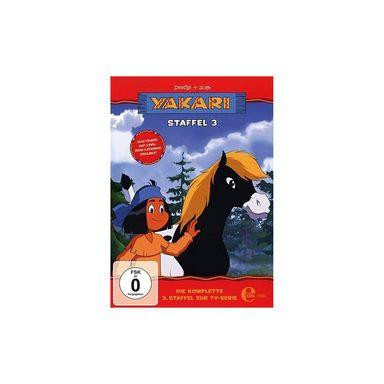 Edel DVD Yakari - Staffel 3 (2 DVDs)