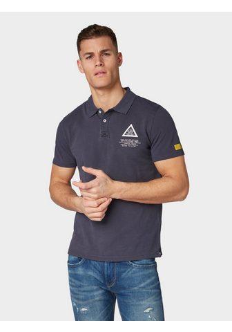 TOM TAILOR Polo marškinėliai »Gemustertes Polo ma...