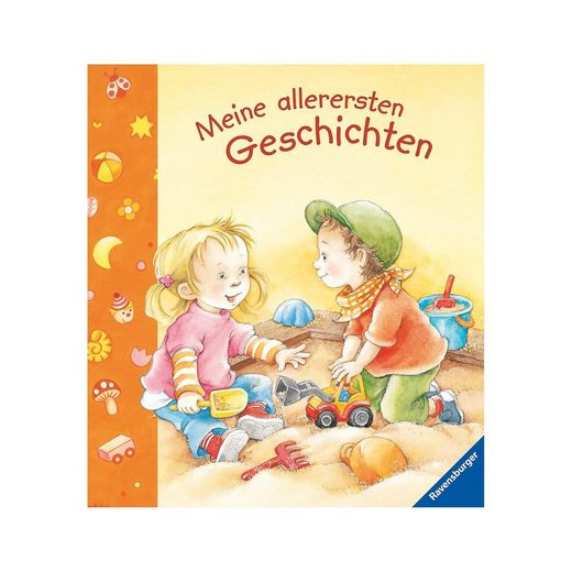 Ravensburger Meine erste Kinderbibliothek: Meine allerersten Geschichten
