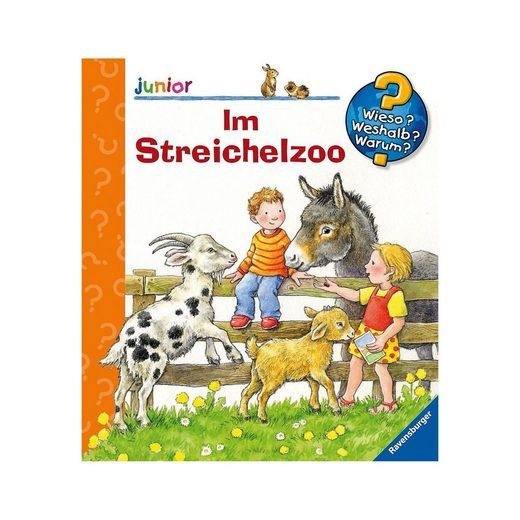 Ravensburger WWW junior Im Streichelzoo