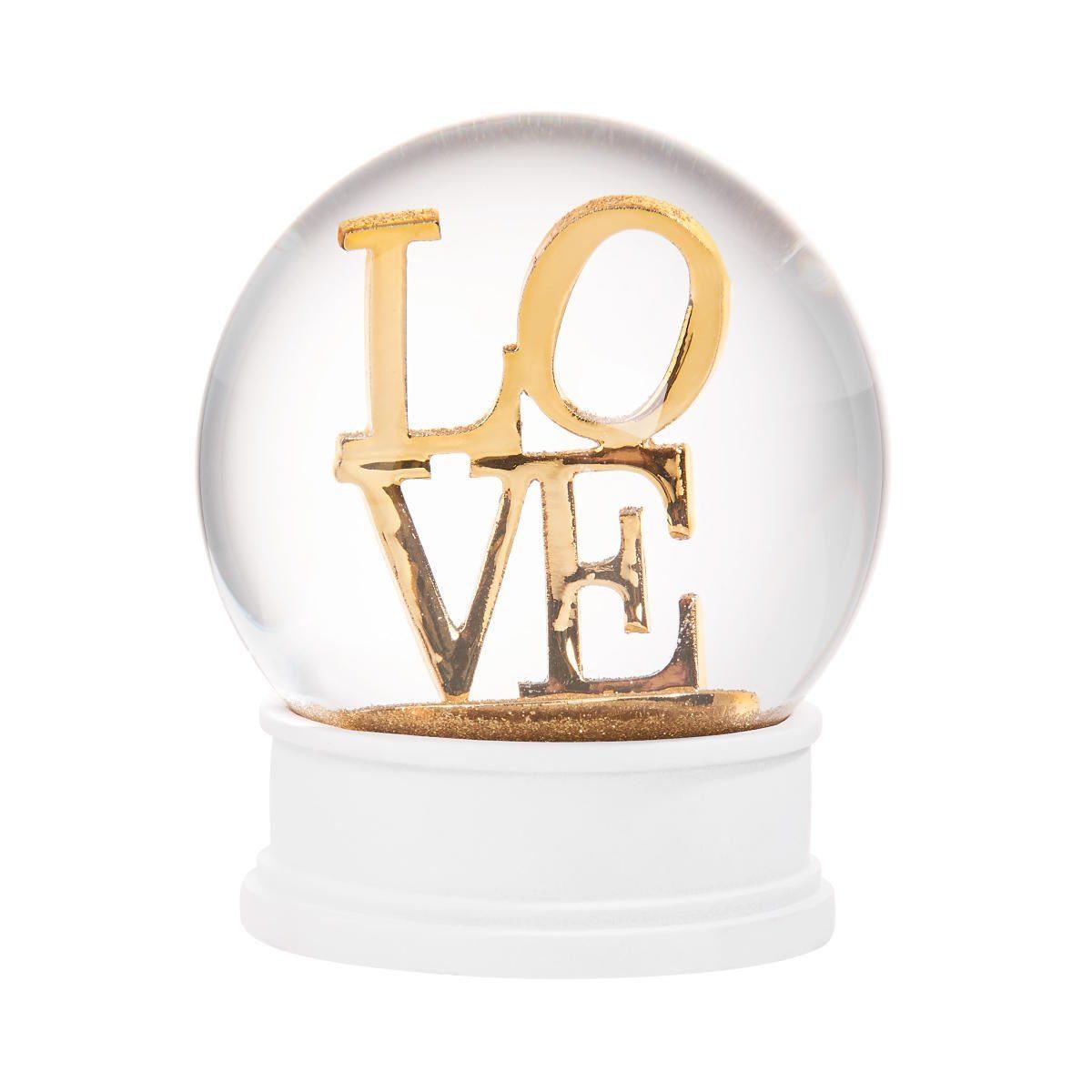 BUTLERS LOVE »Schneekugel Love 12 cm«