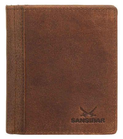 Sansibar Geldbörse (1-tlg), 2fach klappbar