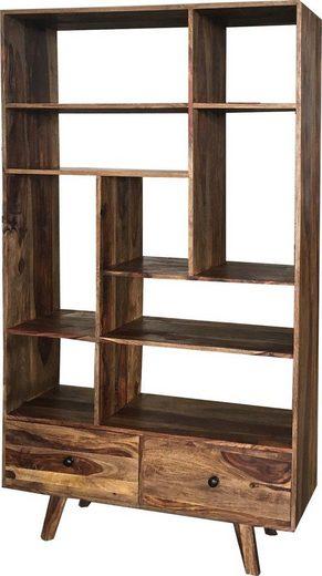 KAWOLA Bücherregal mit Schubladen »KERO«