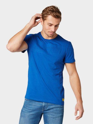TOM TAILOR T-Shirt »T-Shirt mit Artwork«