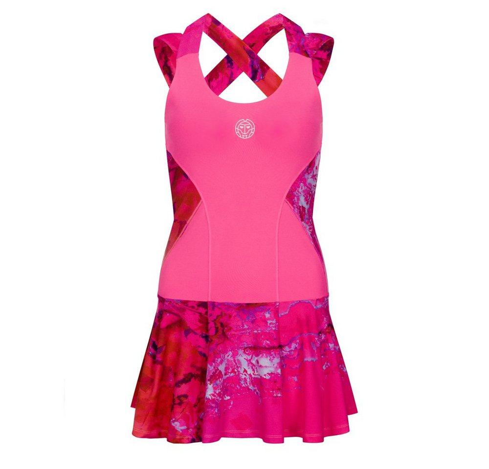 BIDI BADU Tenniskleid mit BH und Shorty   Sportbekleidung > Sportröcke > Tennisröcke   Rosa   BIDI BADU