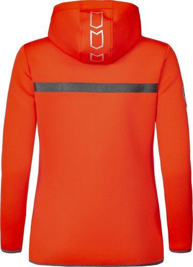 Geographical Norway Mit Sportliche Outdoorjacke Kapuze Softshelljacke »revolution« Orange mNn80w