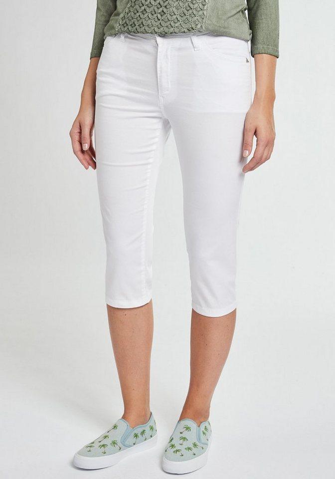 pioneer authentic jeans - PIONEER Capri Hose Damen »kurze Damenhose BETTY«
