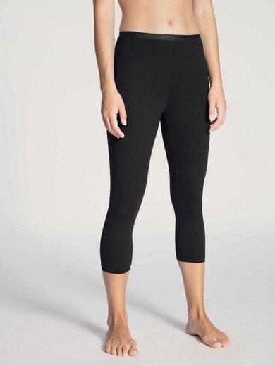CALIDA Lange Unterhose »3/4-Leggings« (1 Stück) Made in Europe