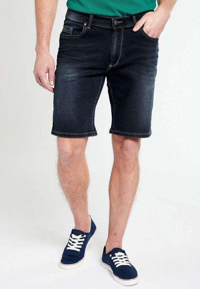 pioneer authentic jeans - PIONEER kurze Herrenjeans »kurze Herrenjeans MEGAFLEX BERMUDA«