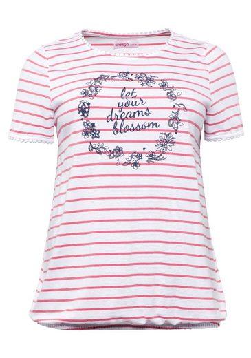 Casual Sheego Casual shirt Koralle T Sheego shirt Casual shirt Sheego T T Koralle ED9HI2