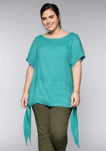 Sheego Oversize-Shirt