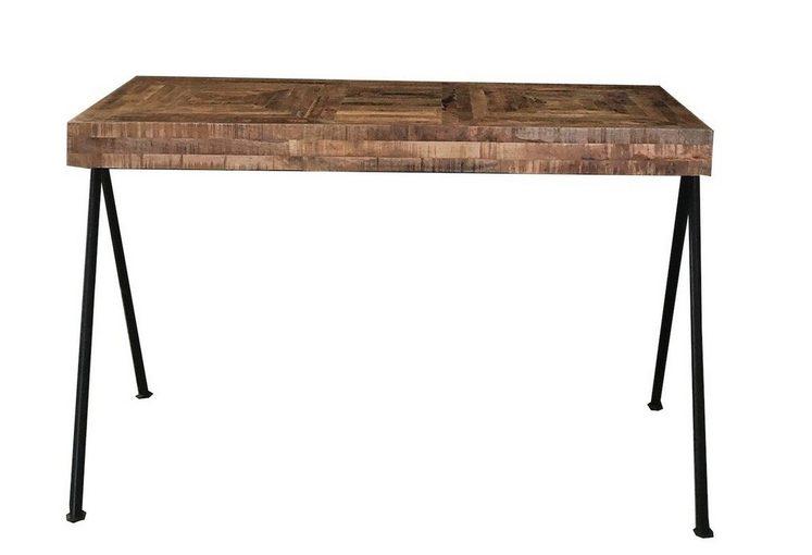 KAWOLA Schreibtisch aus Mangoholz »BERTI«