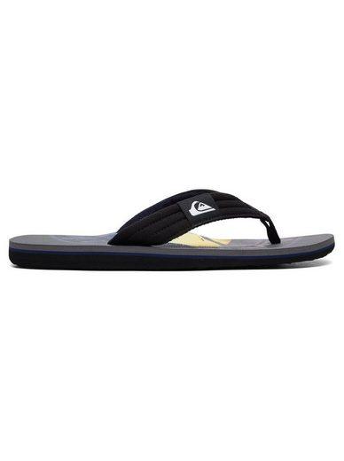 Quiksilver Kaufen 5038710999 Online Molokai nr Artikel Sandale Layback Grau wqAwFgP