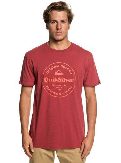 Quiksilver T-Shirt »Secret Ingredient«