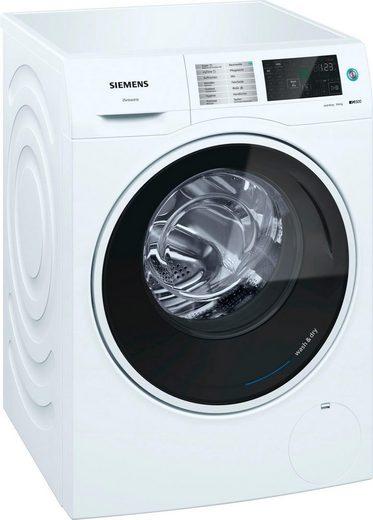 SIEMENS Waschtrockner iQ500 WD14U510, 10 kg/6 kg, 1400 U/Min