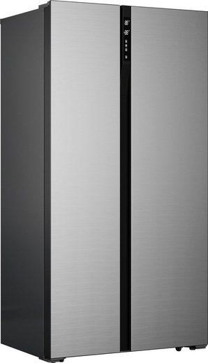 PKM Side-by-Side SBS436.4A+NF IX, 178 cm hoch, 83,6 cm breit