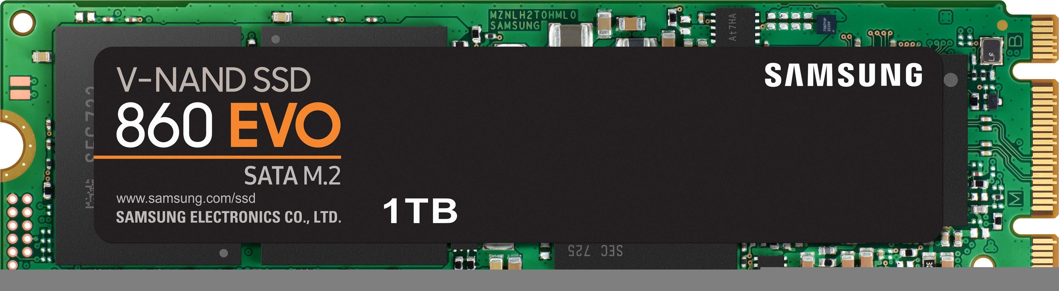 »860 EVO M.2 SATA III SSD« SSD-Festplatte 2,5