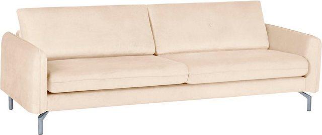 Sofas - Alte Gerberei 3 Sitzer »Tizian«, mit Knopfdetail im Rücken und Kederverzierung  - Onlineshop OTTO