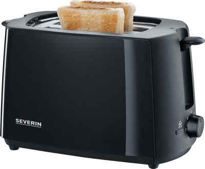 Severin Toaster AT 2287, 2 kurze Schlitze, für 2 Scheiben, 700 W