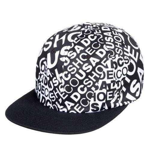 DC Shoes Snapback Cap »Vertigo«