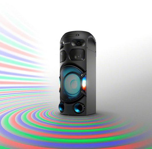 Sony Premium MHC-V42D Bluetooth-Lautsprecher (NFC, Bluetooth)