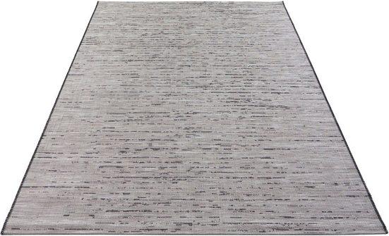 Teppich »Laval«, ELLE DECORATION, rechteckig, Höhe 3 mm, In- und Outdoorgeeignet, Wohnzimmer