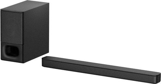 Sony HT-S350 2.1 Soundbar (Bluetooth, 320 W)