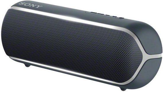 Sony SRS-XB22 Bluetooth-Lautsprecher (NFC, Bluetooth)