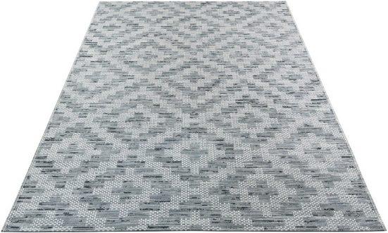 Teppich »Creil«, ELLE Decor, rechteckig, Höhe 3 mm, In- und Outdoorgeeignet