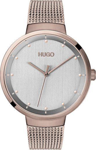 HUGO Quarzuhr »#GO, 1540004«